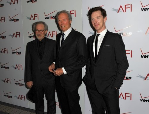 Spielberg, Eastwood and Cumberbatch