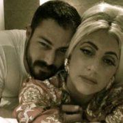 Taylor Kinney and Gaga