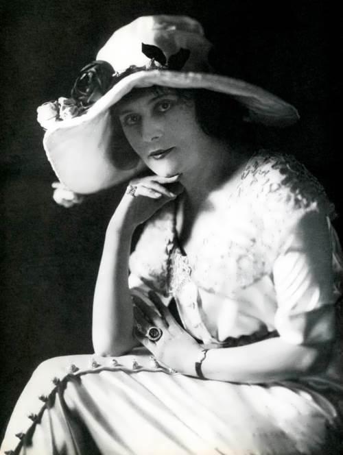 Theda Bara - silent film star