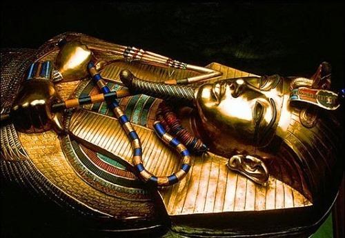 Pharaoh Tutankhamen