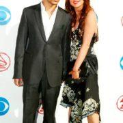 Wilmer Valderrama and Lindsay