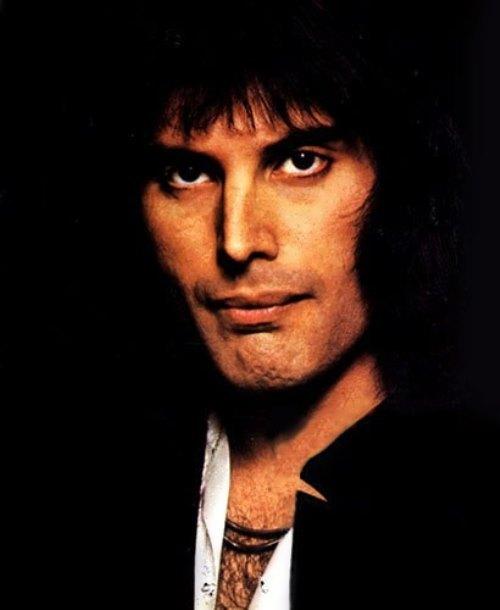 Attractive Freddie Mercury
