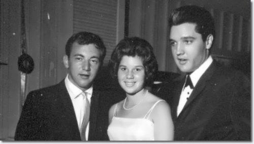 Bobby and Elvis Presley