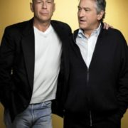 Bruce Willis and Robert De Niro