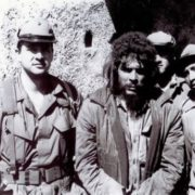 Captured Guevara