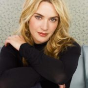 Charming Kate Winslet