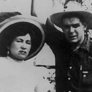 Che and his first wife Hilda Gadea