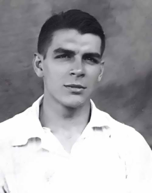 Che in his youth