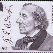Danish stamp