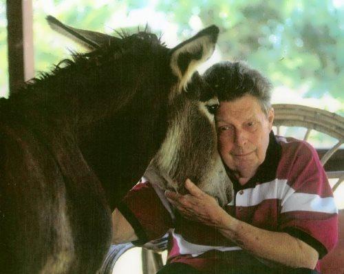 Donkey and Cleveland Amory