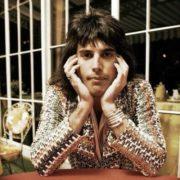 Famed Freddie Mercury
