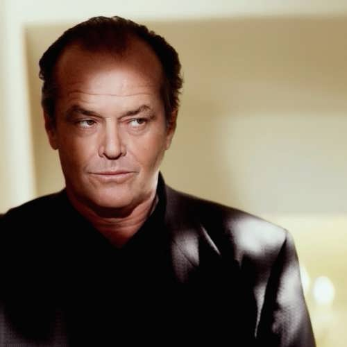 Famed actor Jack Nicholson