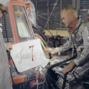Famed astronaut John Glenn