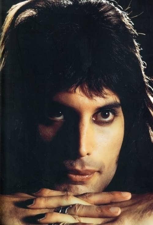 Famous Freddie Mercury