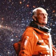 Glenn the oldest man in space