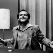 Gorgeous actor Jack Nicholson