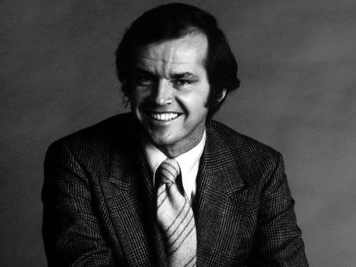 Handsome actor Jack Nicholson