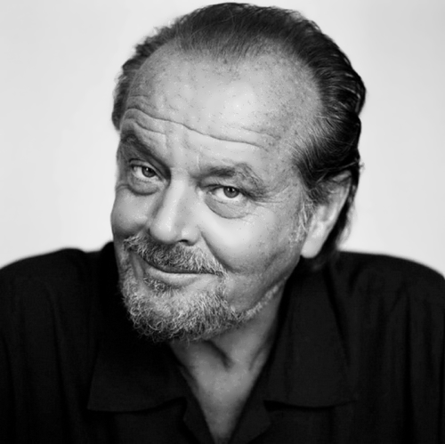 Jack Nicholson – one of the greatest actors
