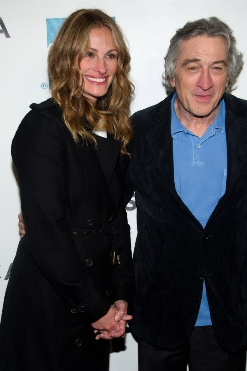 Julia Roberts and Robert De Niro
