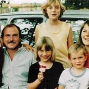 Kate Winslet and her family