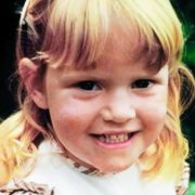 Kate Winslet in her childhood