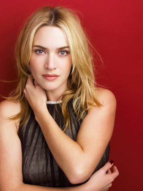 Kate Winslet - British actress