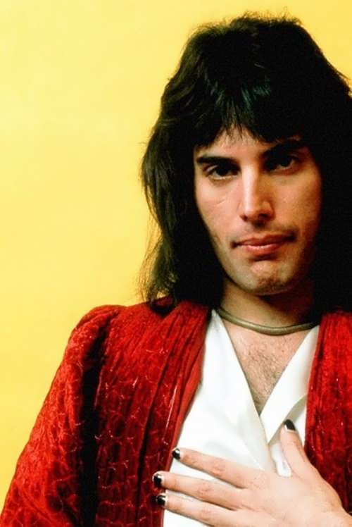 Known Freddie Mercury