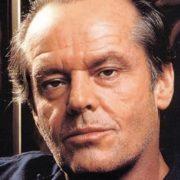 Known actor Jack Nicholson