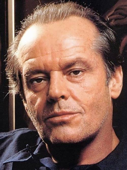 Known actor Jack Nicholson