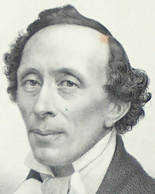 Known writer - Andersen
