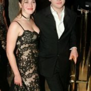 Leonardo DiCaprio and Kate Winslet