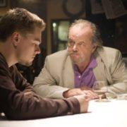 Leonardo DiCaprio and Nicholson