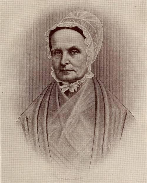 Lucretia Mott - American Quaker
