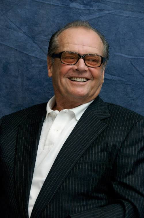Magnificent actor Jack Nicholson