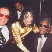 Michael Jackson and Nicholson