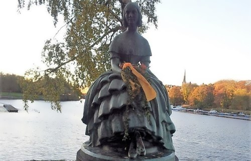 Monument to Jenny Lind
