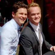 David Bartek and Neil Patrick Harris