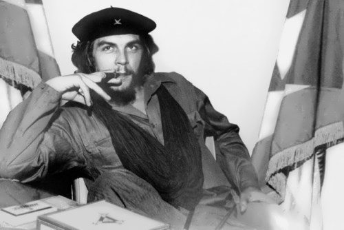 One of the most important revolutionary figures of the 20th century
