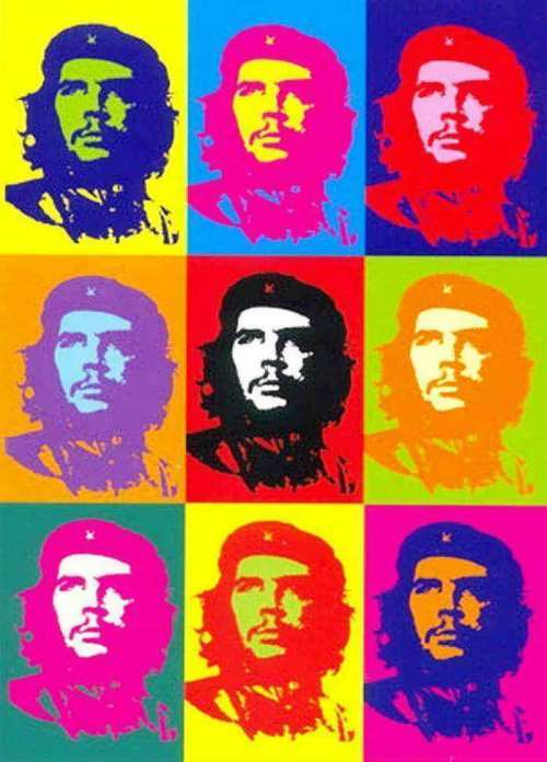 Prtrait of Che Guevara