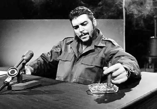 Respected Che Guevara