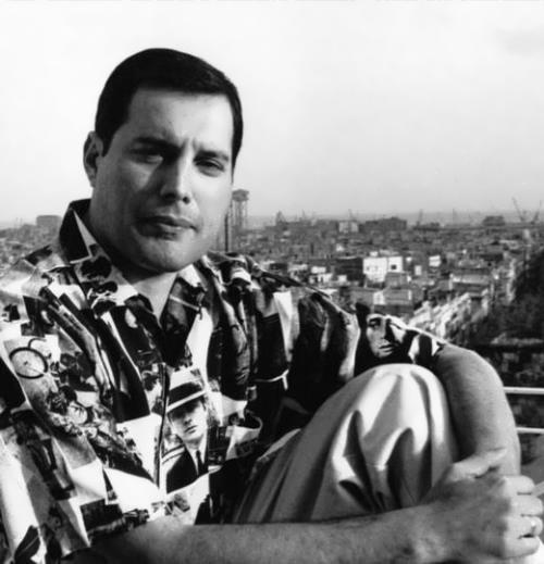 Respected Freddie Mercury