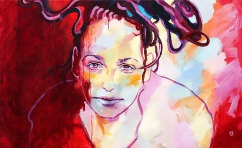 Saatchi Art Ari Up Painting by Jan F Welker