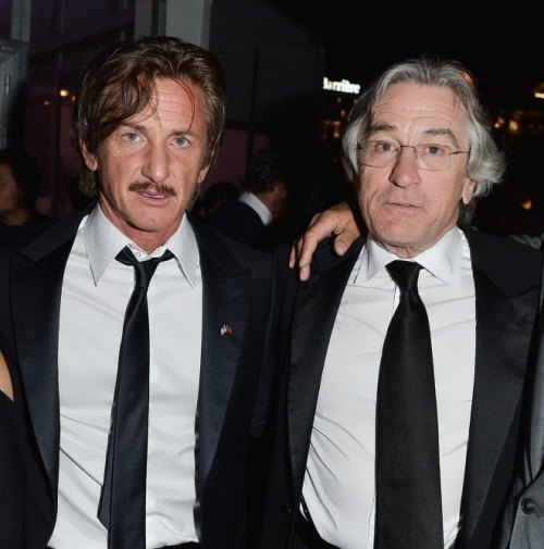 Sean Penn and Robert De Niro