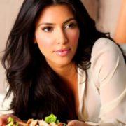 Stunning Kim Kardashian