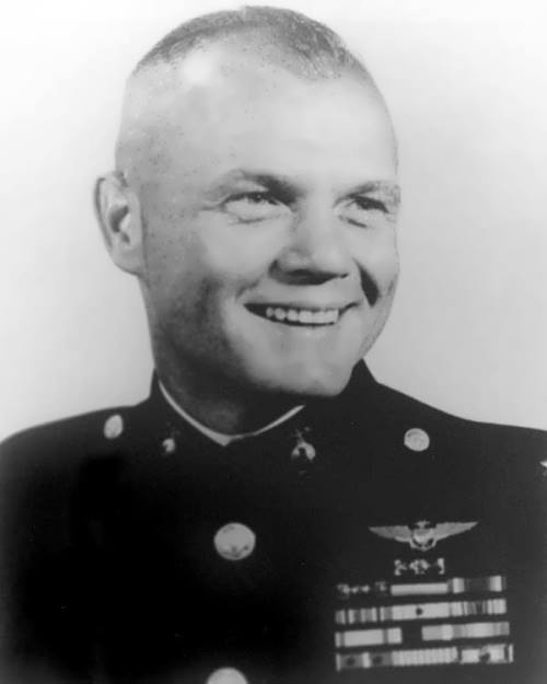 Well known John Glenn
