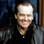 Well known actor Jack Nicholson