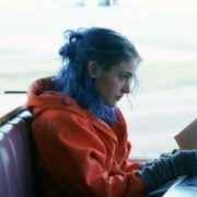 Winslet in Eternal Sunshine of the Spotless Mind