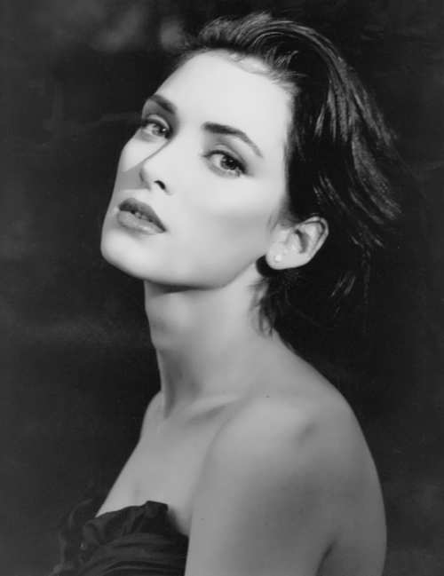 Acclaimed Winona Ryder