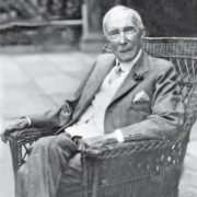 American industrialist John D. Rockefeller