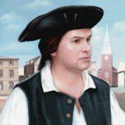American patriot Paul Revere